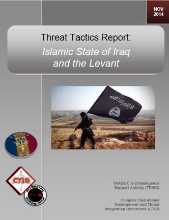 TRISA_Threat_Tactics_Rpt_ISIL_141101-CDR-13727[1]